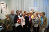 Der neue Vorstand des Hietzinger Seniorenbundes